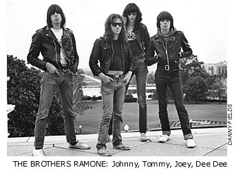 Ramones End of the Century film