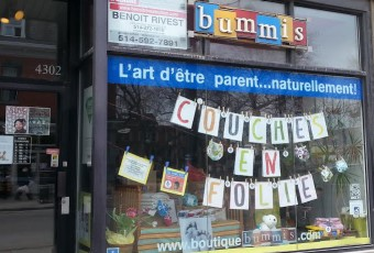 Green Diapers: Interview with Bummis cloth diaper maven Betsy Thomas