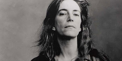 patti smith, 2012